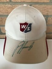 New listing Autograph Wilson Staff Hat / Cap Padraig Harrington Ryder Cup Cpt. 2020 Signed