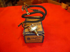 NOS 1940-42 Packard wiper switch and harness
