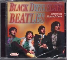 BLACK DYKE BAND / BLACK DYKE BAND PLAYS BEATLES * NEW CD * NEU *