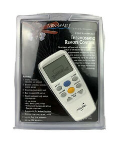 New Minka-Aire Ceiling Fan Programmable Thermostatic Remote Control Model RC200