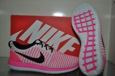 Nike Roshe Two Flyknit Girls Grade School Running Shoes 844620 600 Size 7y NIB