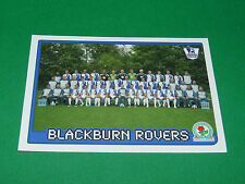 N°111 BLACKBURN ROVERS ENGLAND MERLIN PREMIER LEAGUE FOOTBALL 2007-2008 PANINI