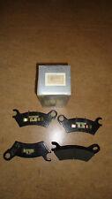 Bremsbelagsatz Bremsklötze Bremse Bremsbeläge Bremsbelag vorne Mazda 929