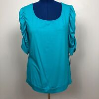 Inc International Concepts Women's Size 3X Blue New With Tags