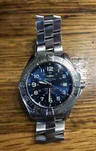Breitling Superocean Chronometre Automatic Mens Watch