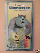 Disney PIXAR - MONSTERS, INC. NOVELISATION - NEW-[8 PAGES OF COLOUR FILM STILLS]