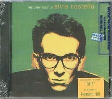 ELVIS COSTELLO THE VERY BEST OF SEALED CD GREATEST HITS