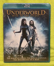 Underworld: Rise of the Lycans (Blu-ray Disc, 2009) - BRAND NEW