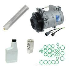 A/C Compressor & Component Kit-Compressor Replacement Kit UAC fits 02-03 Impreza