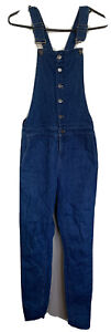 ASOS Dungaree Denim Overalls, Size 8 Excellent Condition, Near New