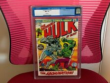 Incredible Hulk #159 CGC 9.6 White Pages