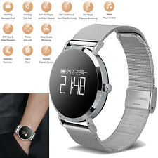 Bluetooth Smart Watch Sport Heart Rate Watch for Samsung S9 S8 Note 9 8 5 HTC A9