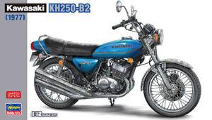 Hasegawa 21729 1/12 Scale Model Kit Kawasaki KH-250 B2 1977