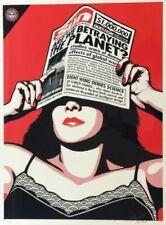Shepard Fairey Paper Medium (up to 36in.) Art Prints