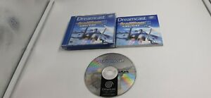 Jeu Sega Dreamcast Aerowings 2 Airstrike complet