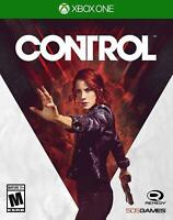 Control  Xbox One Game Brand New Sealed