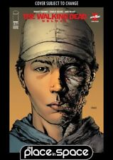 THE WALKING DEAD DELUXE #2A - FINCH 2ND PRINTING (WK08)