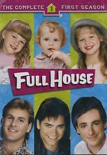 NEW  DVD SET //  FULL HOUSE // SEASON 1 //  ALL 22 EPISODES // 547 min