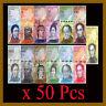 Venezuela 2 - 100000 Bolivares (13 Pcs Full Set) x 50 Lots Bundle, 2007-2017 Unc