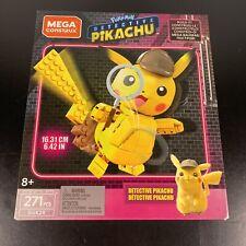 Mega Construx Pokemon Detective Pikachu Set 271 Pieces