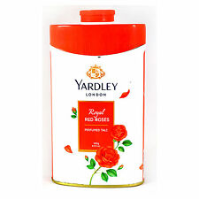 Yardley London Red Rose Perfumed Talc Talcum Powder - 100 gm