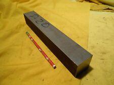 P20 Mold Steel Bar Stock Tool Die Shop Flat Machine 1 58 X 1 58 X 12