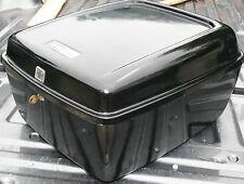 Used Original Harley Tour Box Tour Pak Complete Ready To Use Luggage (U-471)