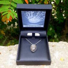 Meteorite Pendant on a Necklace - Genuine Meteorite Space Rock - RS6507
