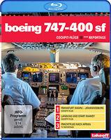 Boeing 747-400 SF - Cockpit-Flüge - Reportage - Blu-ray 3D - NEU - Take-off TV