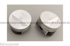 Ford/Mercury 289 302 Speed Pro Hypereutectic Pistons (8) +MOLY Rings 9.3:1 30