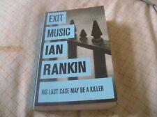 Ian Rankin Exit Music [Paperback]