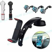 Universal 360° In Car Dashboard Cell Mobile Phone GPS Mount Holder Stand Cradle