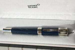 STYLO BILLE MONTBLANC  MARK TWAIN  EDITION SPECIALE 2010