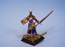 Confrontation painted miniature Exorcist Griffin