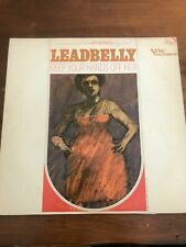 Leadbelly; Keep Your Hands off Her, Verve Folkways, Stereo copy Blues