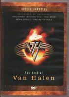 Van Halen DVD The Best Of Brand New Sealed