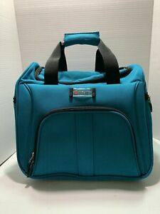 Delsey Helium Tote Carry On Under Seat Medication Jewelry Cosmetics Snacks