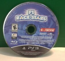 F1 Race Stars (Sony PlayStation 3, 2012) DISC ONLY 13370