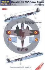 LF Models Decals 1/72 DORNIER Do-17P Over Spain