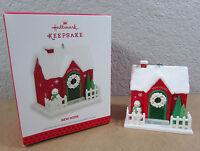 Hallmark Keepsake 2013 New Home Christmas Tree Ornament