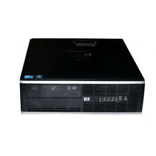 HP Compaq 8000 Elite SFF PC E8400@3GHz CPU 2GB RAM 160GB HDD WIN 7