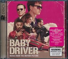 Baby Driver CD NEW Music from the motion picture Blur T. Rex Simon Garfunkel