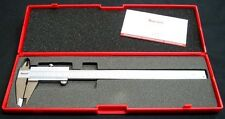 "Starrett 125 Series 200 mm / 8"" Vernier Caliper                     125MEA-8/200"