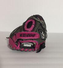 Louisville Slugger Leather Softball Glove Mitt Diva Series Left Hand HM2
