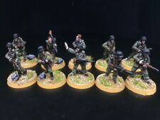 28mm WWII DPS painted Bolt Action WWII German Wehrmacht Grenadier Squad  RC514