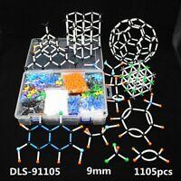 1105/620pcs Molecular Model Set Organic Chemistry Molecules Structure Model Kit