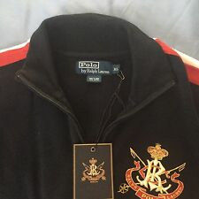 BRAND NEW - AUTHENTIC - POLO RALPH LAUREN LONG SLEEVE SWEATSHIRT - XL - GORGEOUS