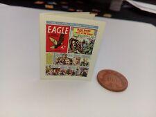 1/12 Scale - Comic book Eagle for dollshouse miniatures display