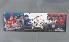 2017 TOPPS BASEBALL COMPLETE SET ALL STAR GAME VERSION WITH 5 CARD PACK ALL STAR