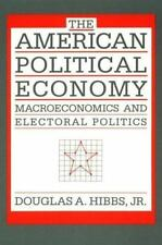 The American Political Economy: Macroeconomics and Electoral Politics-ExLibrary